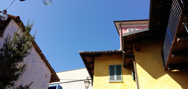 Lunch in the Ligure