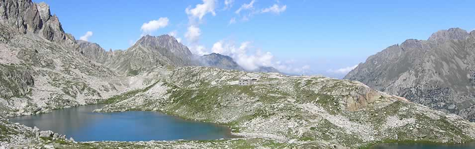 Walking holiday in the Mercantour National Park